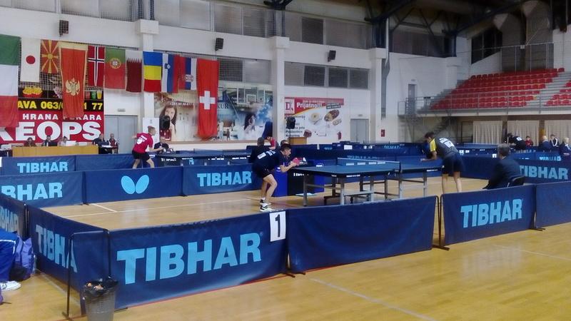 I drugi juniorski sastav u isto vreme na borilištu. (foto: Dušan Josifović)