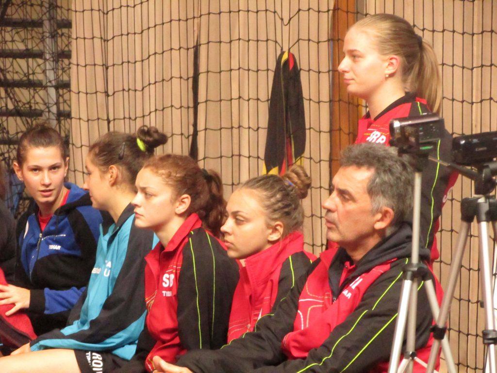 Vicešampionke Evrope prve favoritkinje u Vrnjačkoj Banji (foto: Dušan Josifović)